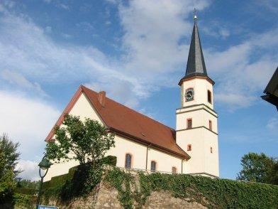 Freiburg-Tiengen ev. Kirche