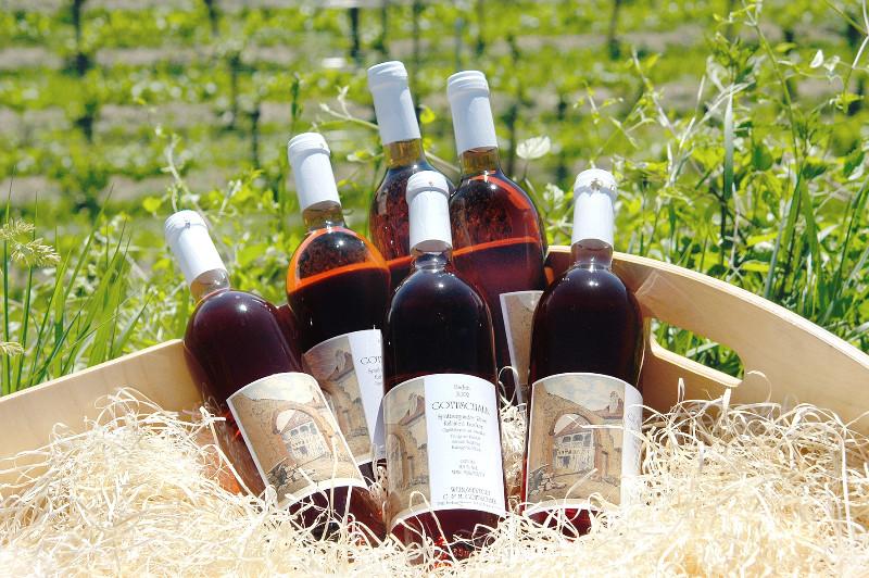 Weingut-Gottschalk-Weinflaschen