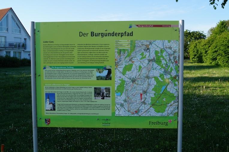 Der Burgunderpfad